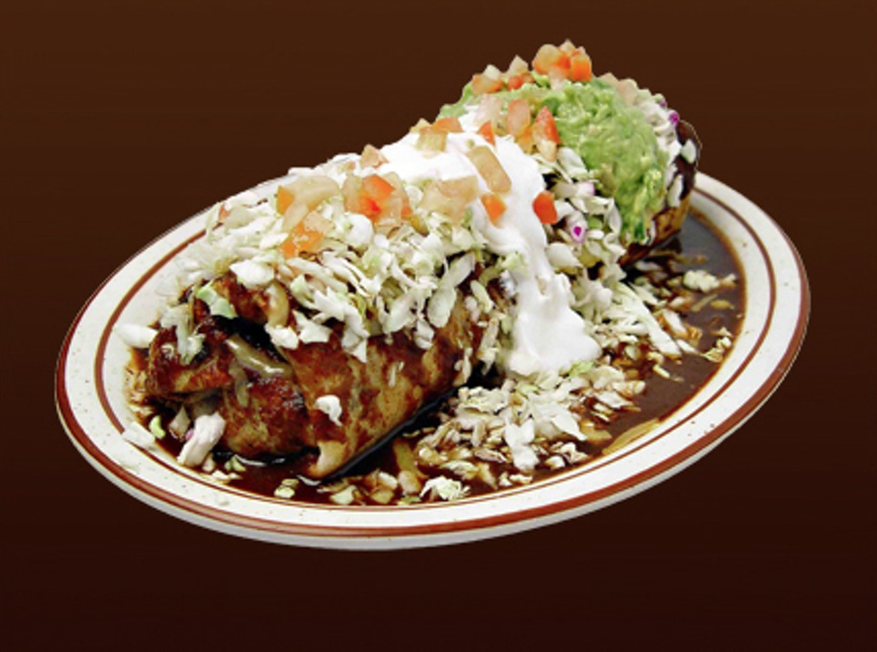 Quality dishes at Mexican restaurant Palm Springs