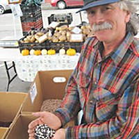 Does Paul Giuntoli grow the best beans in the state?