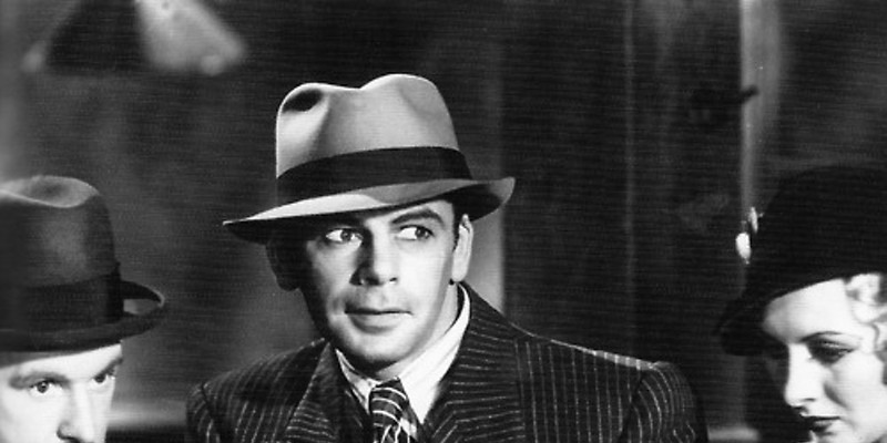 "Satin Dolls and Tommy Guns Paul Muni in ""Scarface"""