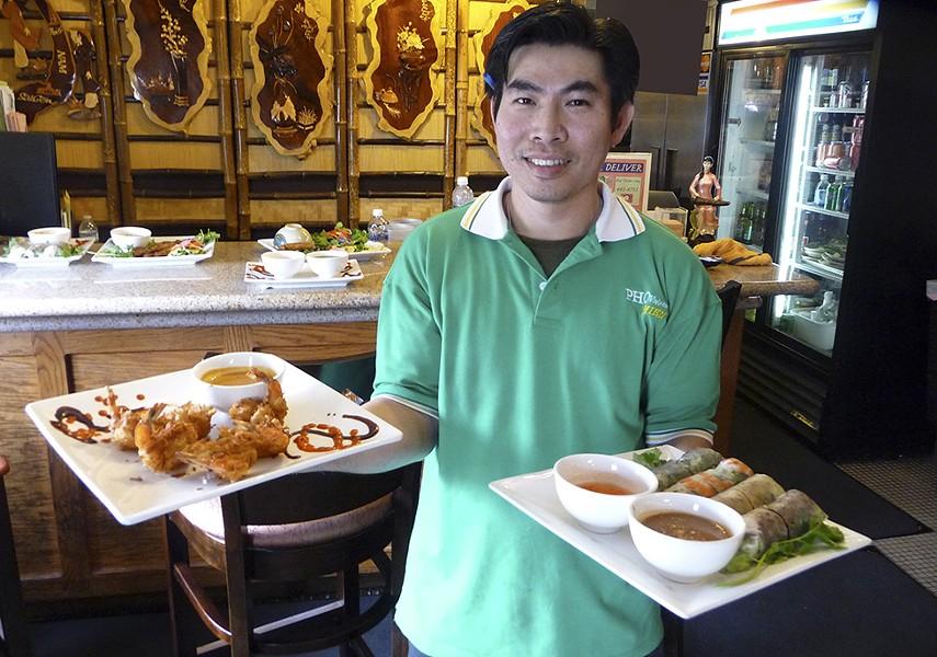 Pho Thien Long Vietnamese Restaurant Eureka Vietnamese Restaurants