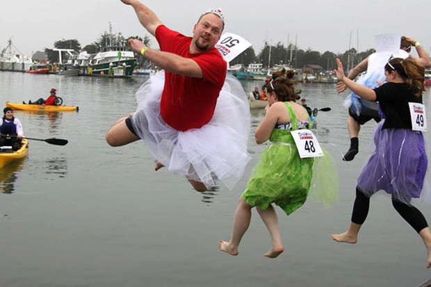 Plungers 2011 - FROM THE DISCOVERY MUSEUM FACEBOOK PAGE