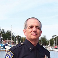 Broken Blue Line Police Chief Garr Nielsen. Photo courtesy EPD.