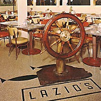 Lazio's Last Stand Postcard courtesy of the Clarke Museum, Eureka.