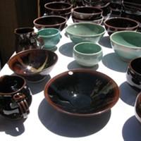 Pottery by Mark Young
