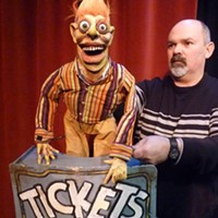 Puppets: Not Just For Kids