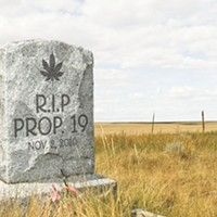 Prop. 19: RIP