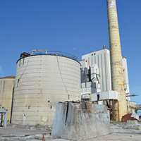 Pulp Mill Cleanup Continues