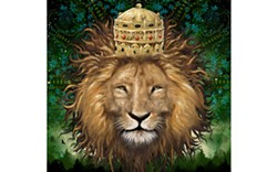 COURTESY OF MATEEL COMMUNITY CENTER - Reggae Lion
