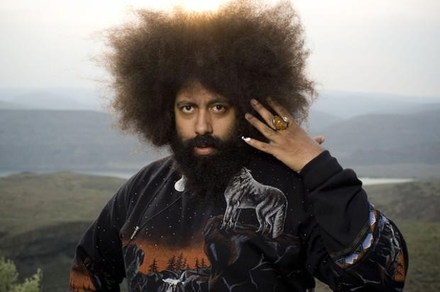 Reggie Watts is the man.