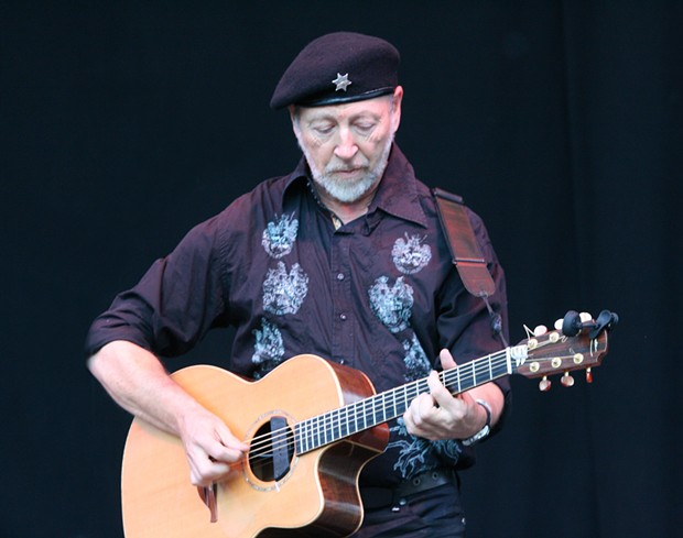 Richard Thompson - PHOTO BY BOB DORAN
