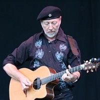 What I Learned from Richard Thompson