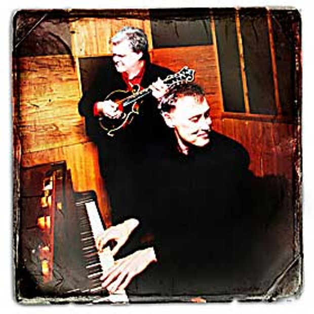 Ricky Skaggs and Bruce Hornsby