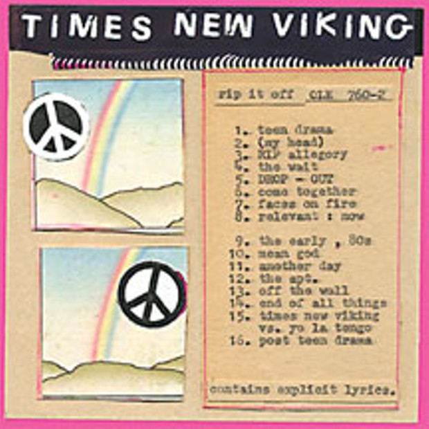 Rip it Off by Times New Viking
