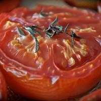 Tomatoes as Comfort Food