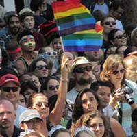 San Francisco Pride Parade 2013