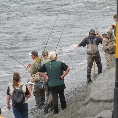 Combat Fishing on the Klamath2