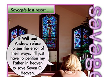 Savage-O-Heaven #004