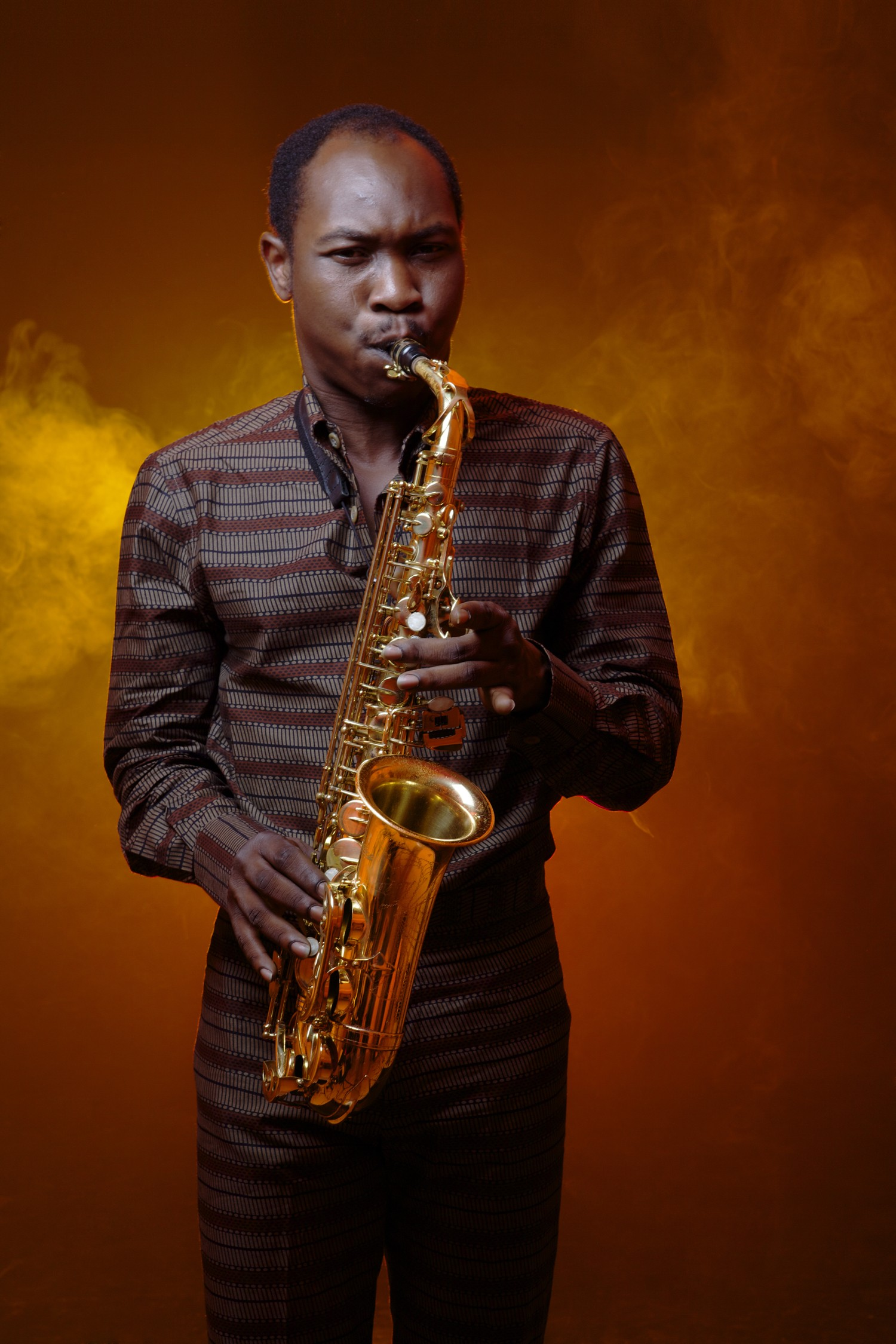 Seun Kuti - COURTESY OF THE MATEEL