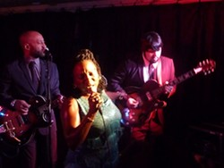 PHOTO BY BOB DORAN - Sharon Jones and the Dap-Kings
