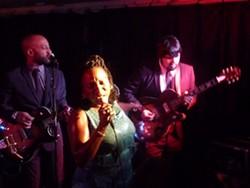PHOTO BY BOB DORAN - Sharon Jones and the Dap-Kings