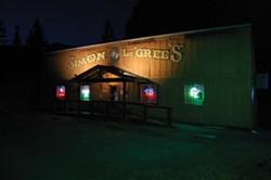 Simon Legree's. - PHOTO BY ANDREW GOFF