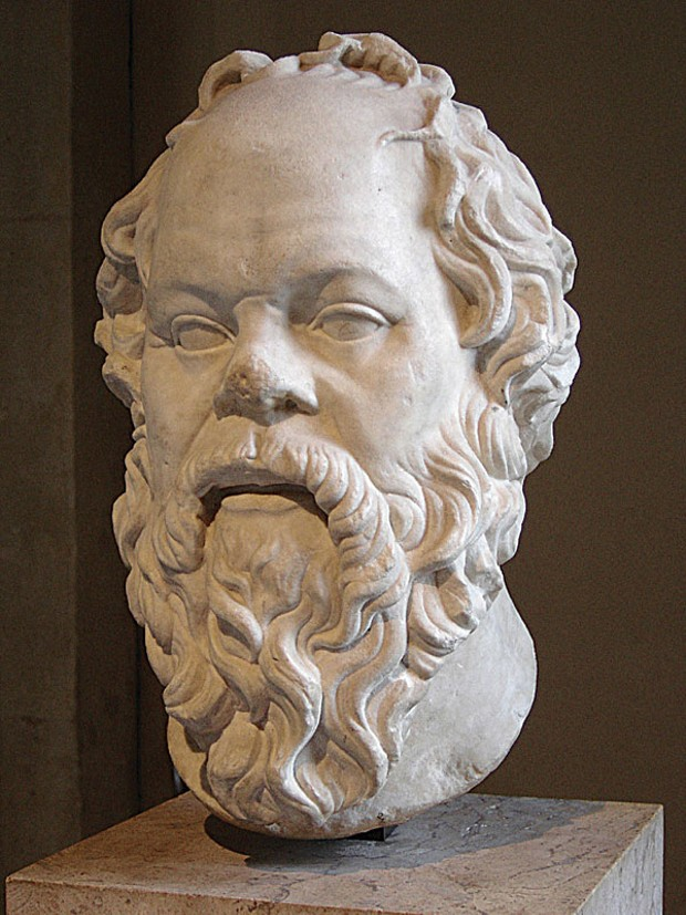 Socrates, who died by his own hand at 70, had plenty of peers. While ancient Greeks had an average life expectancy of 30 years, if they survived to age 10, they could expect to live to nearly 60. - ROMAN COPY OF LOST BRONZE STATUE BY LYSIPPOS. ERIC GABA, WIKIMEDIA COMMONS