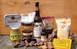 PHOTO BY DARIUS BROTMAN. - Specialty foods — Less tricky on the internet than dating.