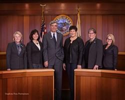 The Eureka City Council faces some tough choices.