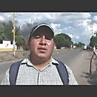 Murder in Oaxaca — We know who murdered independent journalist Brad Will. Why are his killers still Still from Brad Will's final 16 1/2 minutes of footage: Barricades