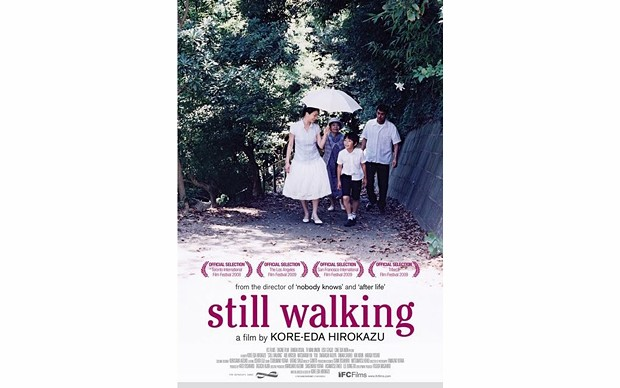 Still Walking - WRITTEN AND DIRECTED BY HIROKAZU KORE-EDA