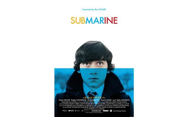 Submarine - A FILM BY RICHARD AYOADE