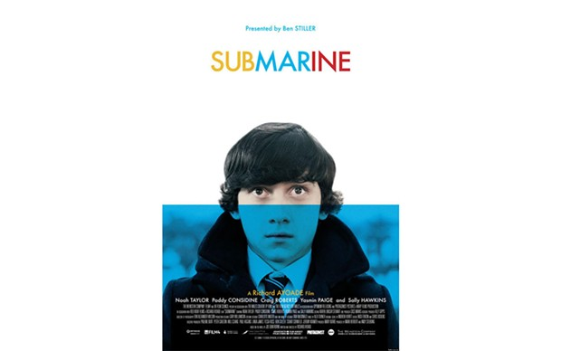Submarine - A FILM BY RICHARD AYOADE