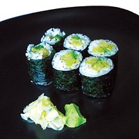 Sushi for the Gluten-challenged