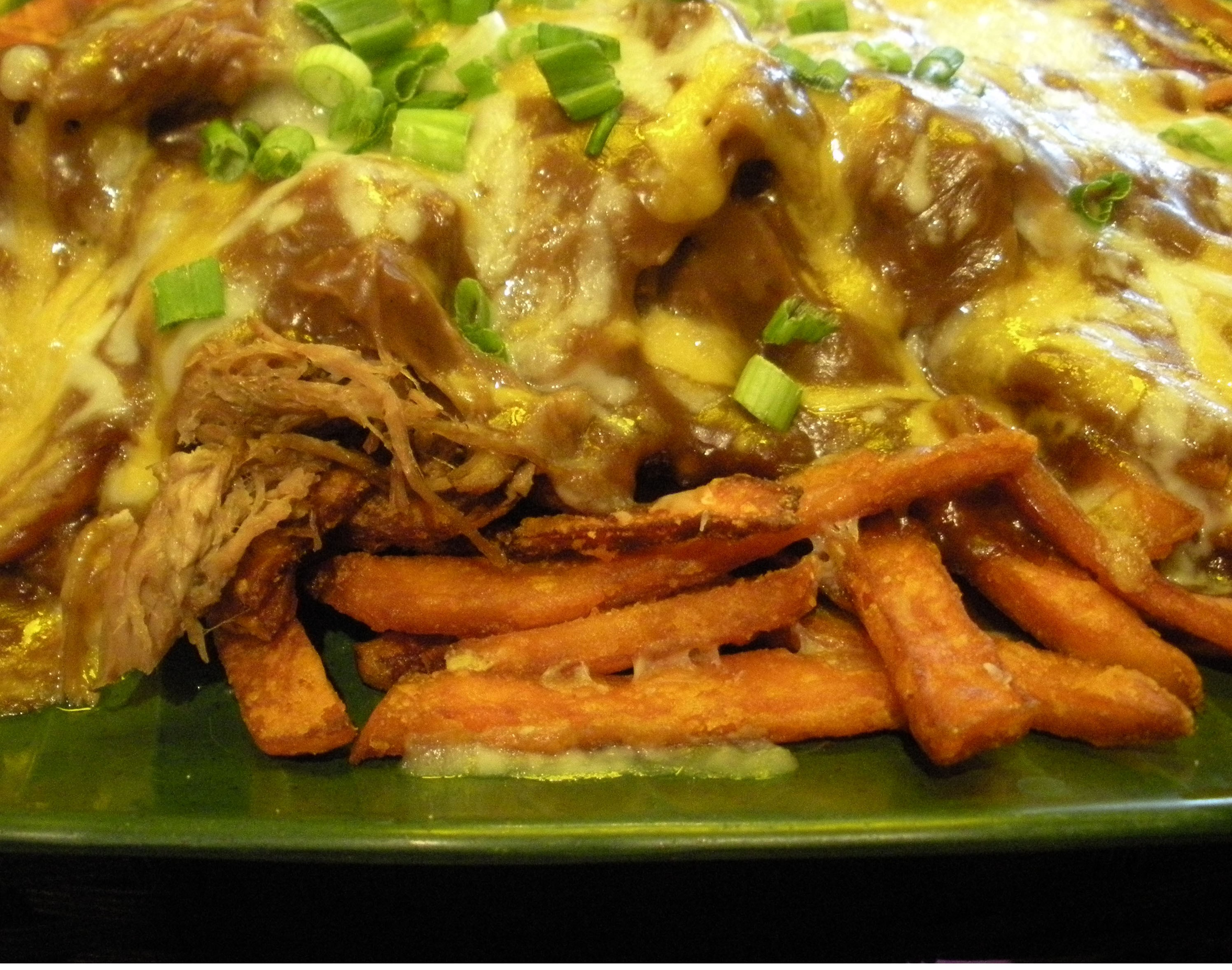 Sweet potato pig fries — what have I done? - JENNIFER FUMIKO CAHILL