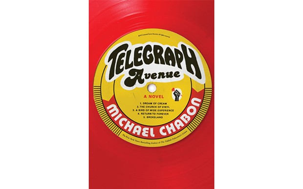 Telegraph Avenue - BY MICHAEL CHABON