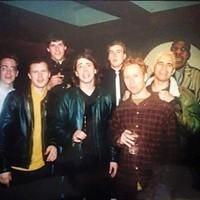 So young! So adorable! Foo Fighters at the Jambalaya. Feb. 23, 1995.