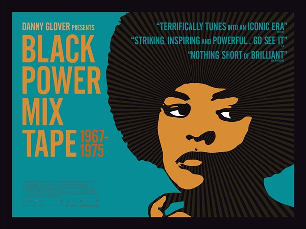 The Black Power Mixtape 1967-1975 - DIRECTED BY GÖRAN OLSSON - SUNDANCE SELECTS