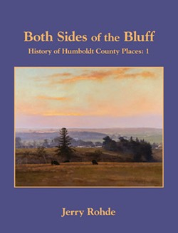 "The cover of Jerry Rohde's latest book ""Both Sides of the Bluff."""