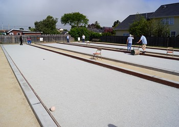 The Joys of Bocce