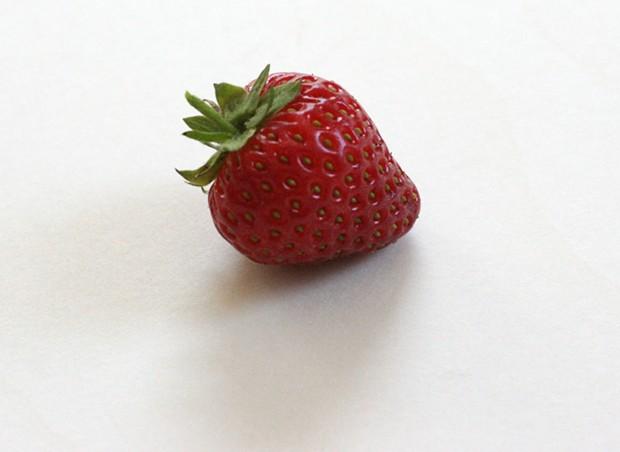 The noble strawberry - PHOTO BY BOB DORAN