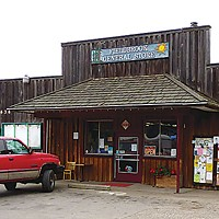 Best Of Humboldt -- Staff Picks The old-timey-ish Fieldbrook Market. Photo by Ryan Burns
