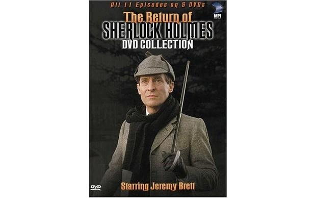 The Return of Sherlock Holmes - DVD SERIES STARRING JEREMY BRETT