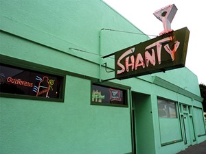The Shanty - PHOTO BY SCOTTIE LEE MEYERS