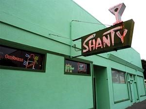 The Shanty - PHOTO BY SCOTTIE LEE MEYERS