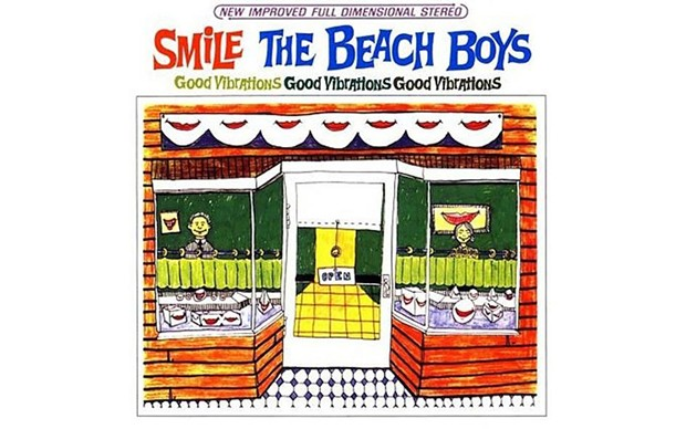The SMiLE Sessions - BY THE BEACH BOYS - CAPITOL