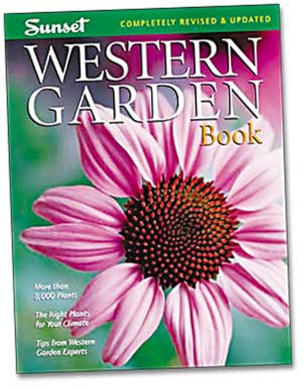 The Sunset Western Garden Book.