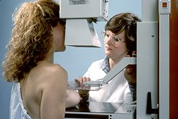 "NATIONAL CANCER INSTITUTE - The value of regular mammogram screening is increasingly questioned. Results from an evaluation of 31,000 women, published in 2011 (""The Cochrane Collaboration""), concluded that mammograms reduced breast cancer deaths by just 0.05 percent, while resulting in countless unnecessary treatments."