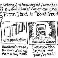 """The Winco Anthropologist Presents: The Evolution of American Cheese from Food to """"Food Product"""""""
