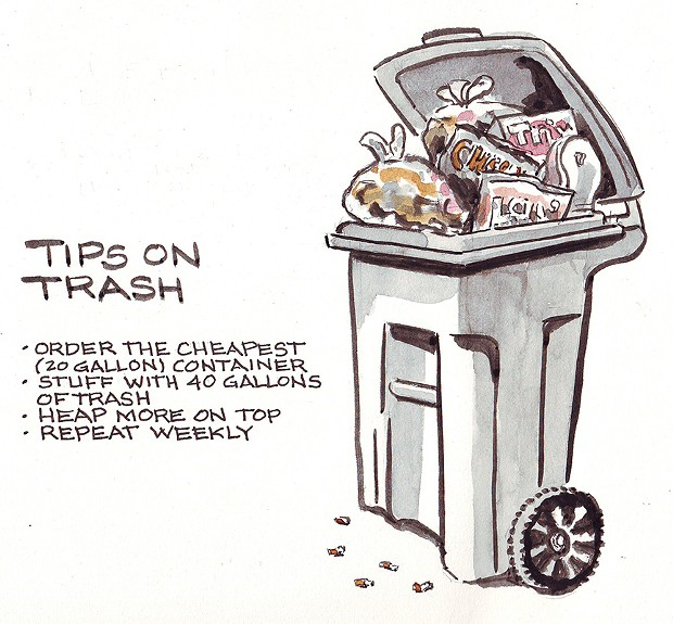 Tips on Trash