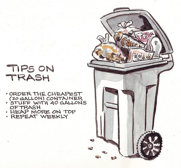 Tips on Trash
